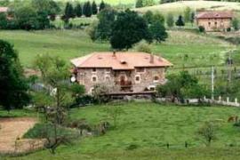 Caserón Garai casa rural en Orozko (Vizcaya)