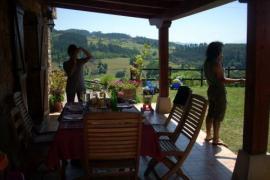 Goiena casa rural en Mungia (Vizcaya)