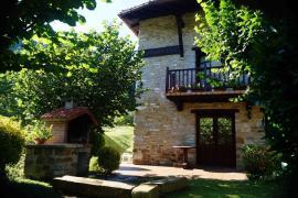 Goikoetxe casa rural en Zeanuri (Vizcaya)