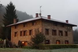 Iberreto Errota casa rural en Muxika (Vizcaya)