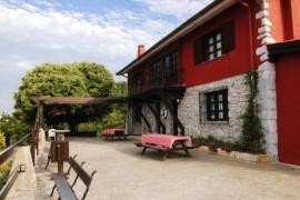 Kurtxia Landetxea casa rural en Ispaster (Vizcaya)