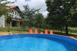 Mahasti casa rural en Gatika (Vizcaya)