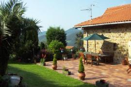 Urrezko Ametsa casa rural en Sopuerta (Vizcaya)