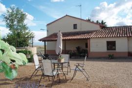 La Huerta El Tordo casa rural en Manganeses De La Lampreana (Zamora)