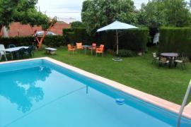 Agroturismo Calvario 13 casa rural en Boquiñeni (Zaragoza)
