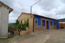 Casa El Alarife casa rural en Sediles (Zaragoza)