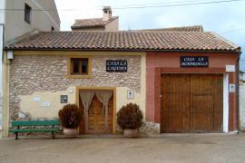 Casas La Laguna y La Buhardilla de la Laguna casa rural en Gallocanta (Zaragoza)