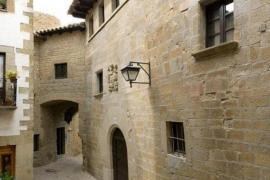El Peirón casa rural en Sos Del Rey Catolico (Zaragoza)