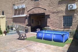 La Palmera de La Insula casa rural en Alcala De Ebro (Zaragoza)