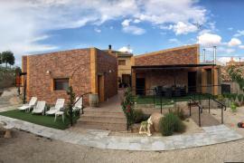 Los Zafranales casa rural en Codo (Zaragoza)