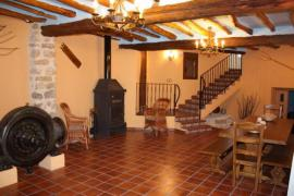 Molino Alto casa rural en Almonacid De La Cuba (Zaragoza)