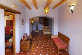 Posada Cierzo y Sabina casa rural en Tosos (Zaragoza)