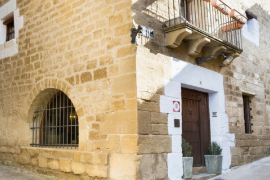Posada La Pastora casa rural en Uncastillo (Zaragoza)
