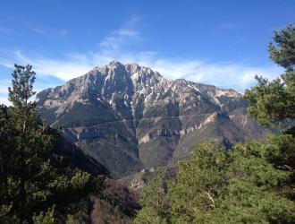 Serra Del Cadí Moixaró