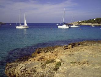 Playa de S´Arenal