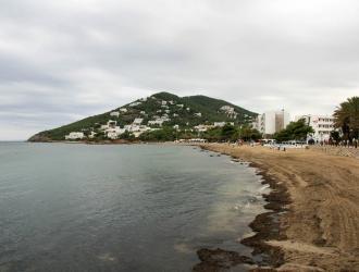 Playa del Río de Santa Eulalia