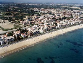 Playa de Poniente / Platja de Ponent