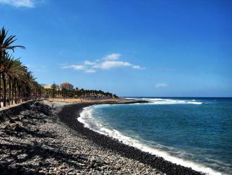 Playa de Troya /  Playa Las Americas