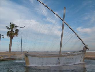Playa de Levante / Malvarrosa