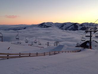 Estación esquí Estacion Invernal y de Montaña Valgrande - Pajares