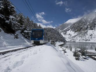 Estación esquí Estación de Montaña de Vall Núria
