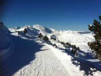 Estación esquí Abodi - Salazar