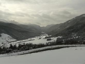 Estación esquí Valle de Roncal