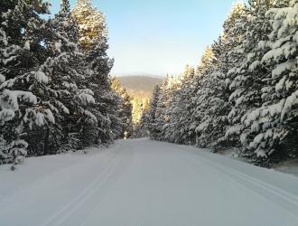 Estación esquí Aransa
