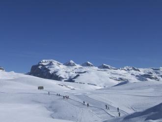 Estación esquí Fanlo-Valle de Vió