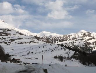 Estación esquí Linza