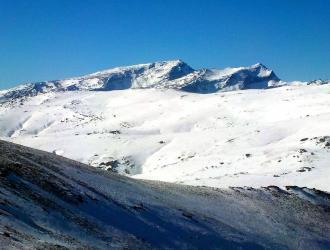 Estación esquí Puerto de la Ragua
