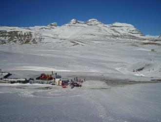 Estación esquí Muela de San Juan