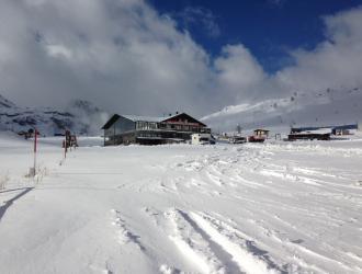 Estación esquí Candanchú