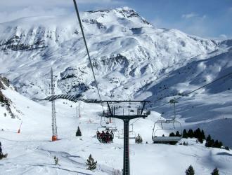 Estación esquí Cerler