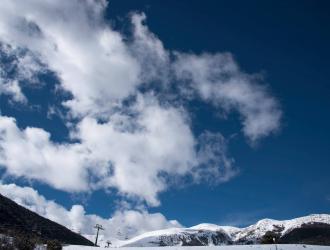 Estación esquí La Molina