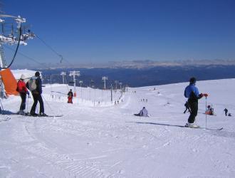 Estación esquí Manzaneda