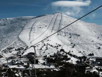 Estación esquí Navacerrada