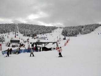Estación esquí Valdelinares