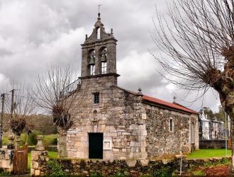 Iglesia de Morás