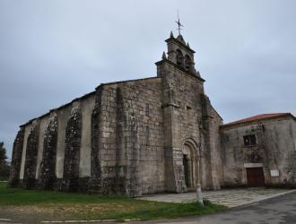 Iglesia de Guísamo