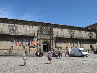 Hospital Real, Parador de los Reyes Católicos