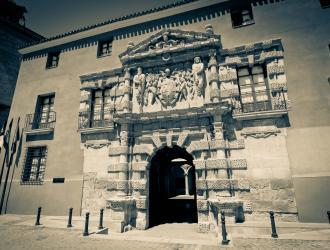 Palacios de los Condes de Cirat.