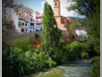 Qu ver y d nde dormir en alcala del jucar albacete clubrural - Casa rural el castillo alcala del jucar ...