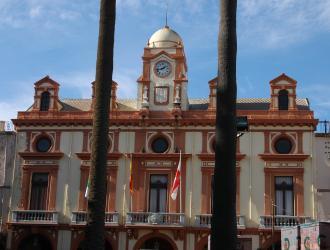 El Ayuntamiento y el Corregidor