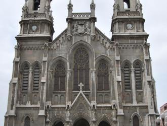 La Iglesia Sabugo o Santo Tomas de Cantorbery