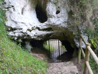 Cueva de Buxu