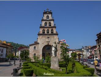 Iglesia Parroquial de Cangas de Onis