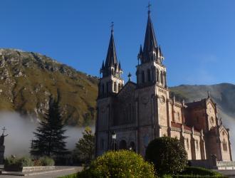 Basílica de Santa Maria la Real de Covadonga