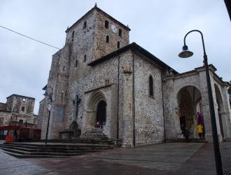 Iglesia de Santa María del Conceyu