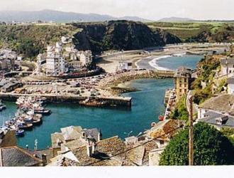 Vistas desde la Carretera del Faro